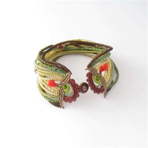 macrame beading 1000 images about micro macrame on