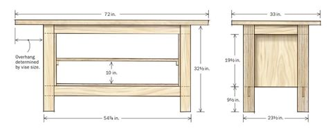 woodworking bench height woodworking shop bench height woodworking projects