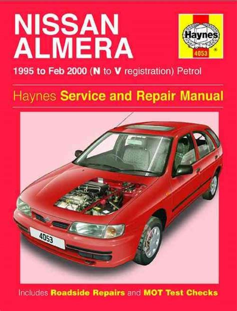 service and repair manuals 1995 nissan sentra lane departure warning nissan almera pulsar n15 1995 2000 haynes owners service repair manual 1844250539
