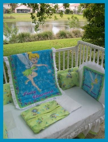 tinkerbell crib bedding sets tinkerbell crib bedding set