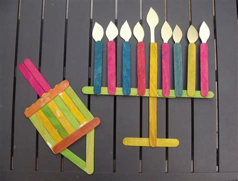 Hanukkah Arts And Crafts For The Classroom