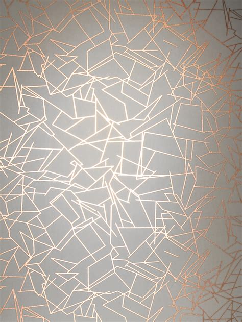 interior wallpaper designs angles wallpaper copper white monument interiors
