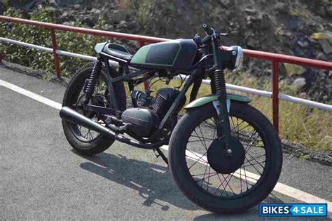 Modified Bike Registration by Black Modified Bike Rajdoot 175 For Sale In Pune Rajdoot