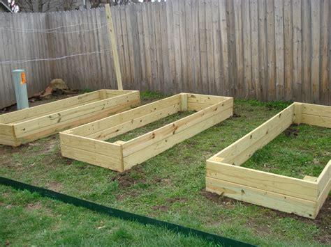 raised bed designs vegetable gardens 10 inspiring diy raised garden beds ideas plans and