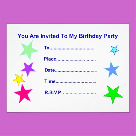 how to make invitation card happy birthday invitation cards plumegiant