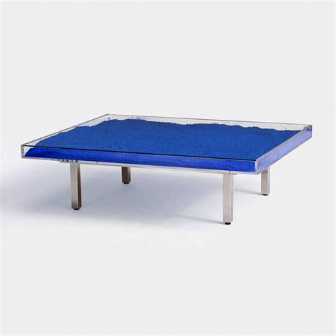 houseofaura coffee table blue blue mosaic coffee table