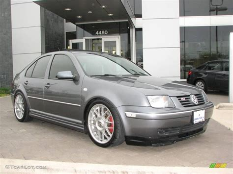 2004 Volkswagen Jetta 1 8t by 2004 Volkswagen Jetta Gls 1 8t Sedan Platinum Grey