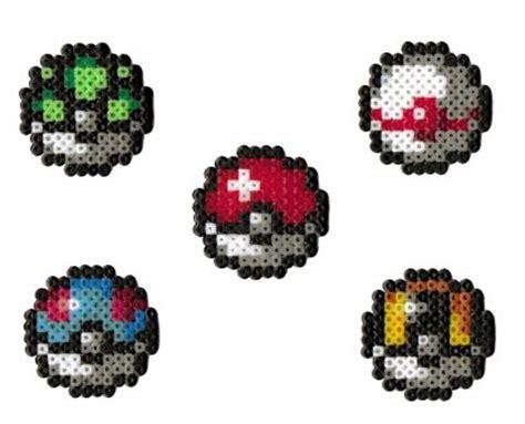 pokeball hama hama pokeball designs by retr8bit deviantart on