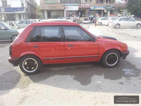 Daihatsu Charade For Sale by Used Daihatsu Charade Turbo 1984 Car For Sale In Islamabad