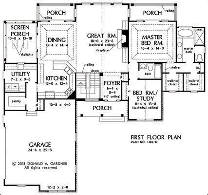 walkout basement house plans one story one story floor plans with basements