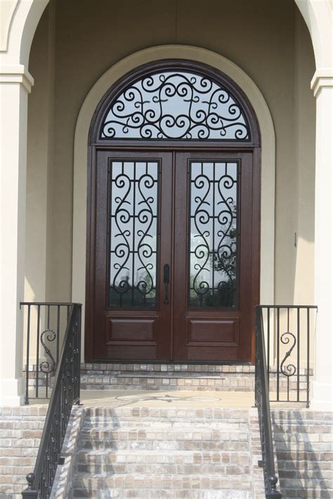 iron front doors for homes 25 best images about doors by design iron doors on