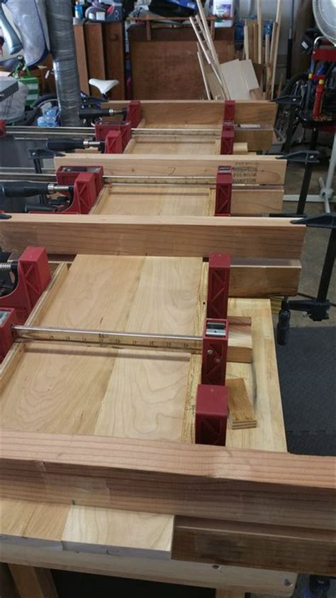 caul woodworking shop made cauls and cl suports by scottkaye