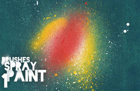 realistic spray paint font 22 free useful photoshop brushes