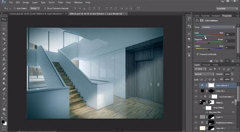 photoshop design from home interior design post production tutorial photoshop
