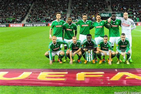 photos foot equipe de etienne 27 11 2014 etienne qarabag agdam europa league