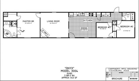 80 floor plans 16 by 80 mobile home floor plans 28 x 80 wide