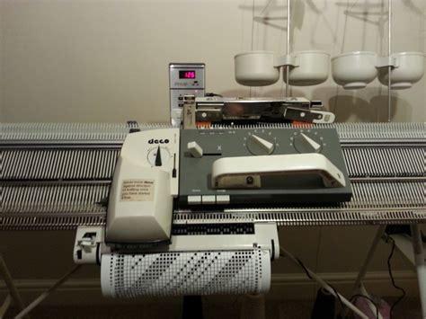 passap knitting machine adventures with machine knitting passap duomatic 80
