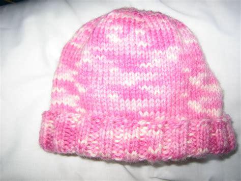 simple baby hat knitting pattern circular needles how to knit a baby hat without circular needles reviews