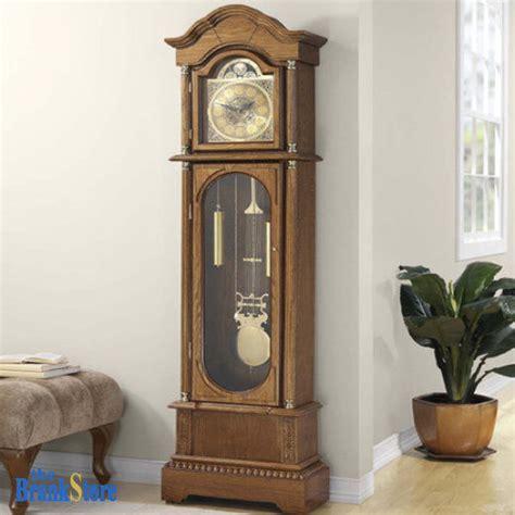 ebay home decor vintage grandfather clock floor pendulum chimes