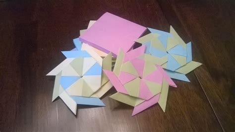 origami post it notes post it note origami crane comot