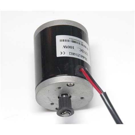 United Electric Motors by Dc 12v 100w 2750 Rpm Electric Motor Belt Drive Motor