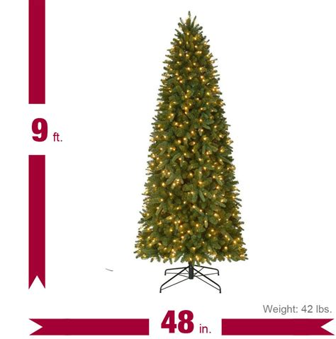 9 ft slim tree home depot 28 best 9 ft pre lit slim tree artificial
