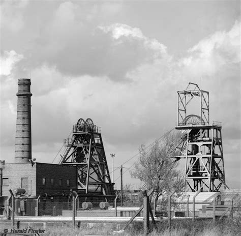 Industrial Style donisthorpe colliery
