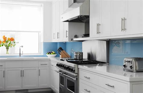 white kitchen backsplashes white quartz backsplash design ideas