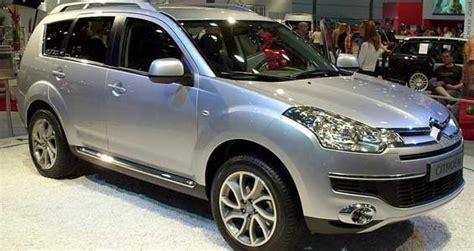 Citroen Car Models by Citroen Car Models List Complete List Of All Citroen Models