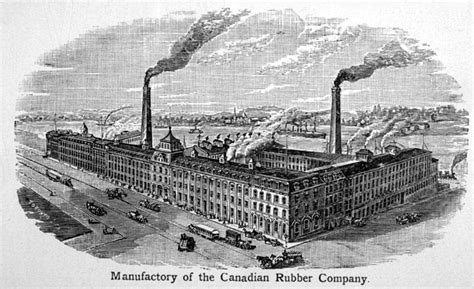 rubber st for company canadian rubber co