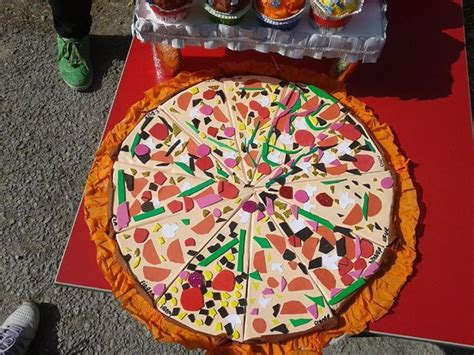 pizza crafts for foods drinks crafts and worksheets for preschool toddler