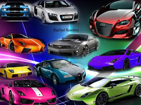 Car Collage Wallpaper by D Car Collage Quot Cars I Quot