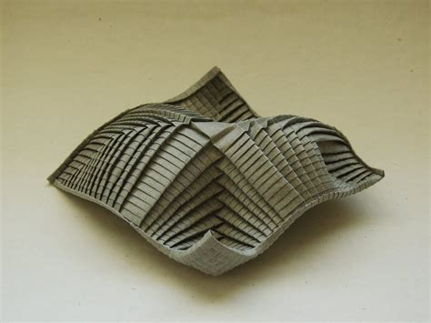 complex origami organic origami gallery pleat tessellations complex