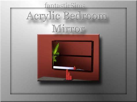 acrylic bedroom furniture fantasticsims acrylic bedroom set