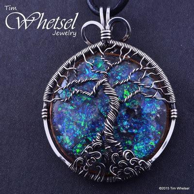 wrap jewelry tree of 183 wire wrapped jewelry by tdw 183 store