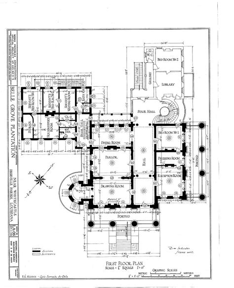 plantation house floor plans grove plantation white castle la the ultimate guide to plantations of louisiana