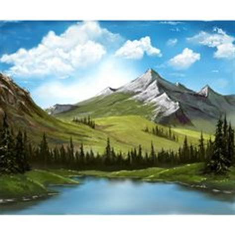 bob ross painting sky 1000 images about bob ross on the of