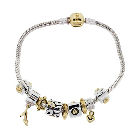 pandora bracelet pandora gold bracelet weight hd pandora k yellow gold and
