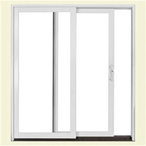 home depot sliding glass patio doors 72 in x 80 in builders right aluminum clad sliding