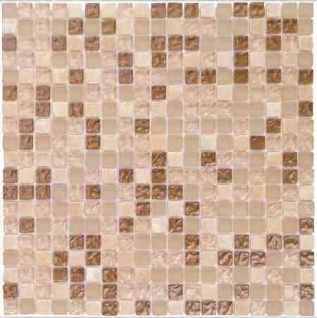 mosa 239 ques marbre galets et frises mosa 239 ques malla cristal beige plaque de mosa 239 que 30x30 cm