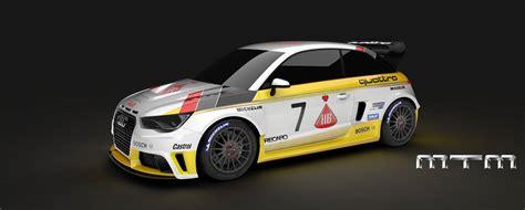 MTM Previews Audi S1 Quattro Group B   GTspirit