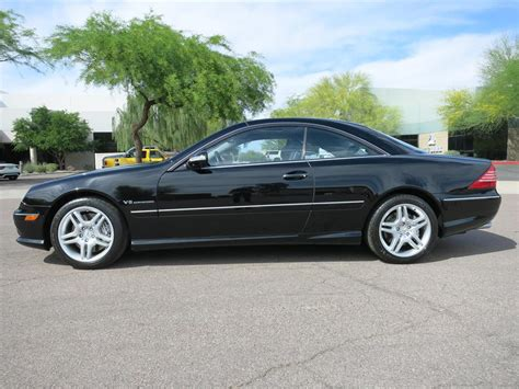 2003 Mercedes Cl55 Amg by 2003 Mercedes Cl55 Amg 185049