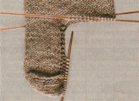 how to turn a heel when knitting a sock how to knit socks in 8 easy steps wool baby socks