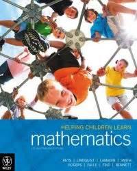 helping children learn mathematics helping children learn mathematics 1st australasian