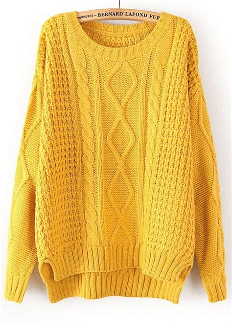 Best 25 Yellow Sweater Ideas On Yellow
