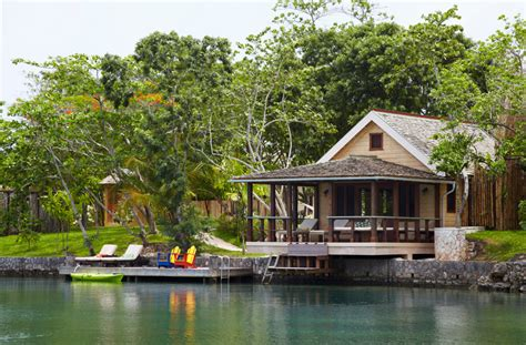 jamaica cottage rental lagoon cottages at goldeneye jamaica my favorite villas