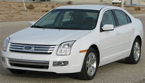 2006 Ford Fusion by File 2006 Ford Fusion Nhtsa Jpg Wikimedia Commons