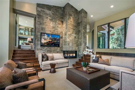 interior design mountain homes spectacular modern mountain home in park city utah