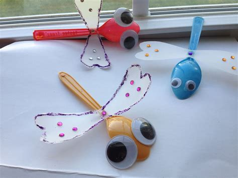 vbs craft ideas for dragonfly spoon craft for journey the map vbs