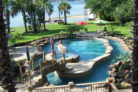 lazy river pools for your backyard great lazy river pool design play pool in the center